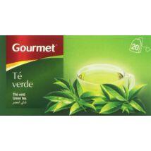 Gourmet: Zöld tea