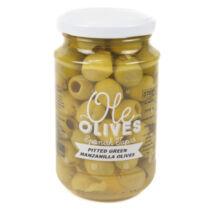 Don Gastronom magozott Manzanilla olívabogyó, 350g/160g