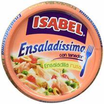 Isabel Ensaladissima ensaladilla rusa, gluténmentes