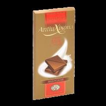 Antiu Xixona gluténmentes tejcsokoládé, 125g