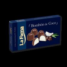 La Fama gluténmentes csokoládés kókuszbonbon, 160 g