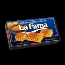 La Fama Turrón Praline Crema Catalana