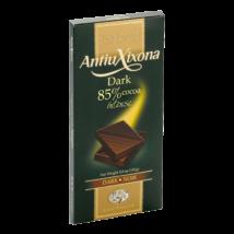 Antiu Xixona gluténmentes 85%-os étcsokoládé, 100g