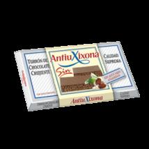 Antiu Xixona Turrón de Chocolate Crujiente