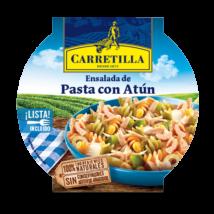 Carretilla tonhalas tésztasaláta