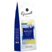 Granell Mediterráneo Arabica szemes kávé, 200g