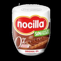 Nocilla gluténmentes, hozzáadott cukrot nem tartalmazó mogyorókrém, 190g