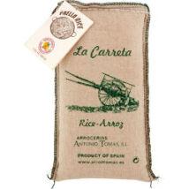 La Carreta paella rizs, 500g