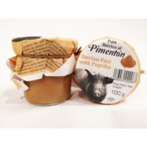 Don Gastronom paprikás ibériai sertés pástétom, 100g