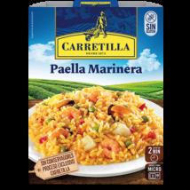 Carretilla gluténmentes Paella Marinera