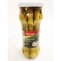 Gourmet üveges zöld spárga 9/16 db, 345g/185g