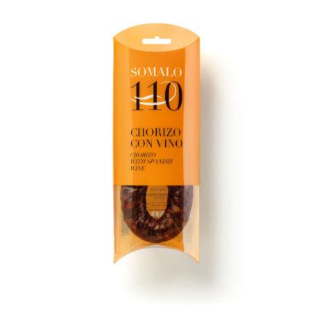 Somalo Chorizo Con Vino 200g