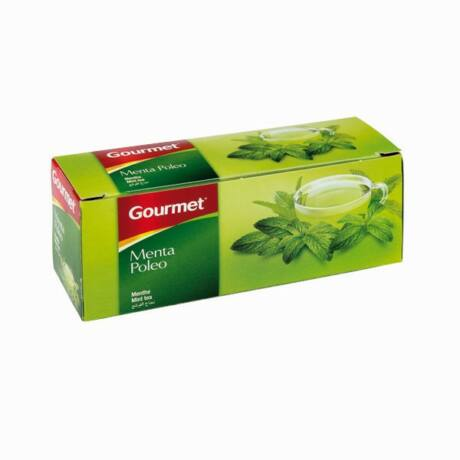 Gourmet: Menta & Csobormenta tea
