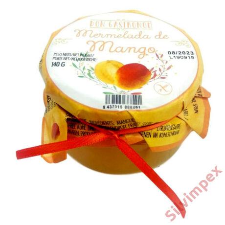 Mangó lekvár, 140g