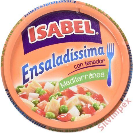 Isabel Ensaladissima mediterránea