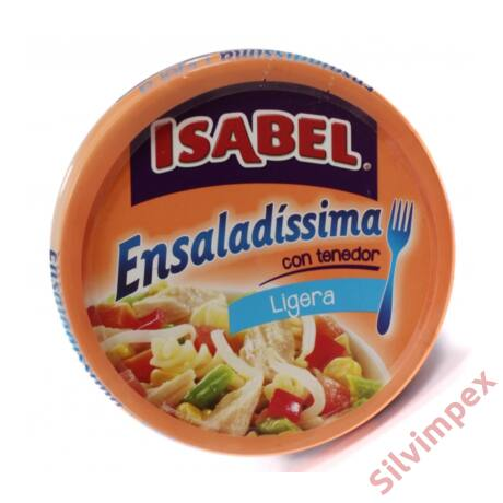 Isabel Ensaladissima ligera