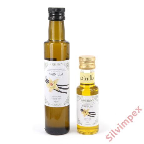 Bio extra szűz olívaolaj vanília-kivonattal, 250ml