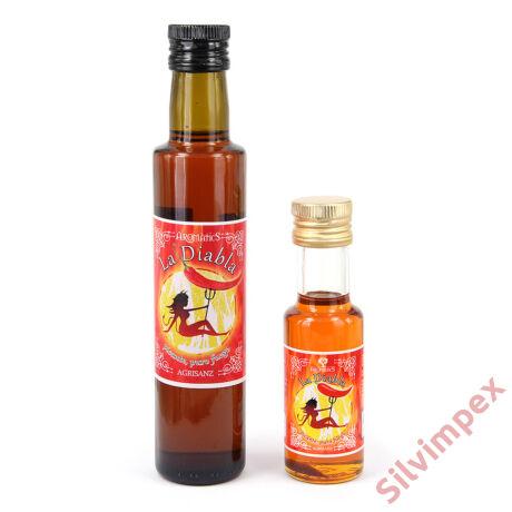 La Diabla Bio csípős extra szűz olívaolaj, 250ml