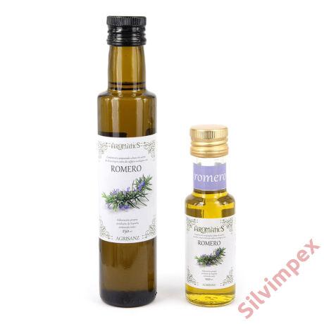Bio extra szűz olívaolaj rozmaringgal, 250ml