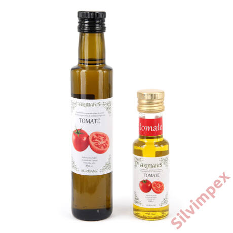 Bio extra szűz olívaolaj paradicsommal, 250ml